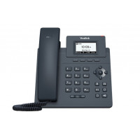 Yealink SIP T30P - Telefone IP 1 Linha Voip POE