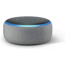 Echo Dot 3ª Geração Smart Speaker com Alexa - Cor Preta - Pronta Entrega