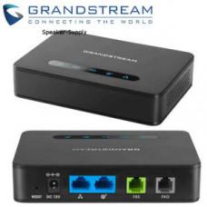 Grandstream HT813 Ata 1 Lan, 1wan, 1 Fxs, 1 Fxo Gigabit
