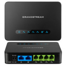 Grandstream HT814 Gateway Analógico 4 Portas FXS Gigabit