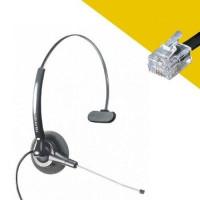 Felitron - Headset Stile Black RJ09