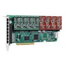 Openvox A800P Placa Analógica 8 Portas - (SEM MÓDULOS)