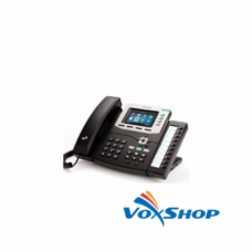 H-Tek UC862 - Telefone IP HD 4 Linhas com Display Colorido
