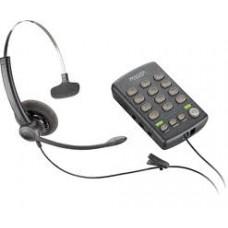 Plantronics - Telefone com headset Practica T110