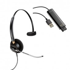 Plantronics HW510V - Headset Monoauricular