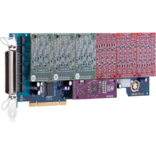 Digium AEX2400 Placa Analógica para 24 Portas Analógicas Barramento PCI-Express