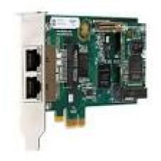 Digium TE235 Placa Asterisk 2 Portas E1 Barramento PCI-Express