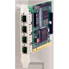 Digium TE410 Placa Asterisk 4 Portas E1 Barramento PCI