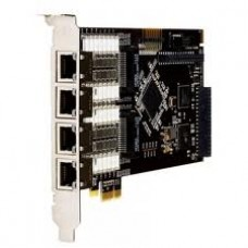 Digium TE820 Placa Asterisk 8 Portas E1 Barramento PCI-Express