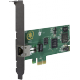 Digium TE133 Placa Digital 1E1 com Cancelamento de Eco Barramento PCI Express