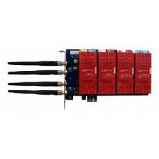 Placa Khomp KGSM-40SPXExpress - c/ 4 módulos GSM
