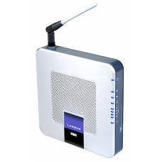 Linksys WRTP54G-NA Roteador Wireless com 2 interfaces VoIP FXS
