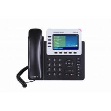 Grandstream GXP2140 Telefone IP 4 Linhas SIP POE 5 Teclas Programáveis