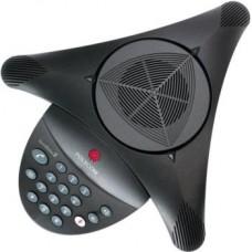 Telefone de Audio Conferencia Polycom Nao Expansivel Soundstation 2