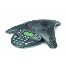 Aparelho de Audioconferência Polycom SoundStation2 EX Expansível 110V Com Visor