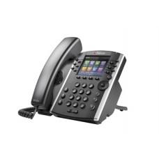 Polycom VVX410 - Telefone IP(Gigabit Ethernet)