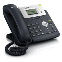Yealink SIP-T21P - Telefone IP 2 Linhas com Display - POE
