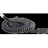 Vonera HS-QD-RJ9A Cabo Quick Disconnect Plug RJ9