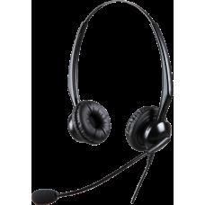 Vonera HS-D308 Headset Dual com Cancelamento de Ruídos