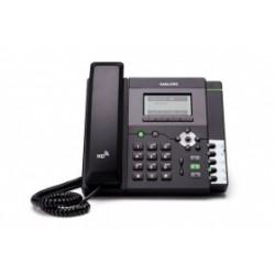H-Tek UC803 - Telefone IP HD 2 Linhas Empresarial